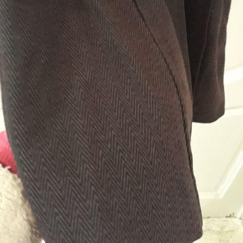 Jolie manteau femmes gris