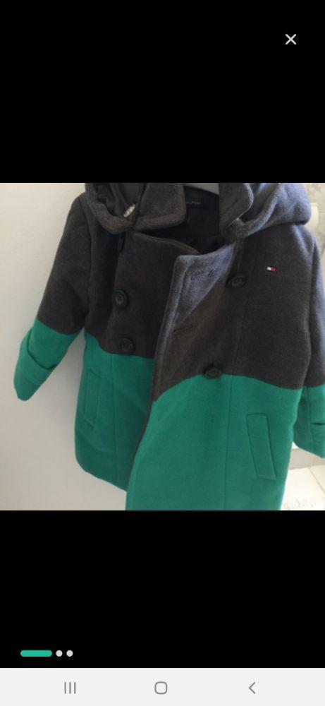 Manteau Tommy pour bébé