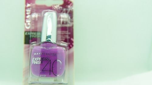 VERNIS A ONGLES MAYBELLINE
